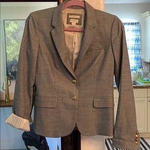 Jcrew schoolboy style blazer